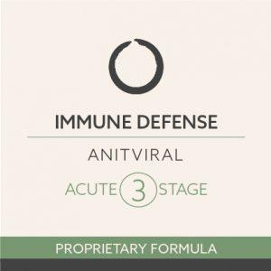 acute stage 3 antiviral formula